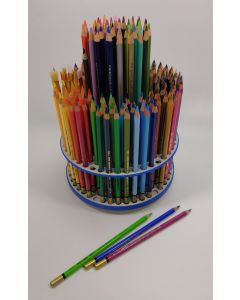Storage with a Twist - Pencil Wizz