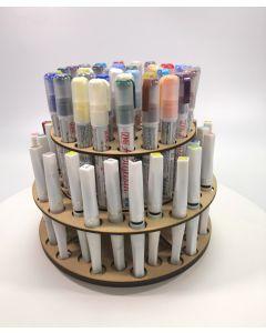 Storage with a Twist® -Large pen storage