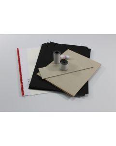 """8"""" x 7 1/2"""" portrait album kit"""
