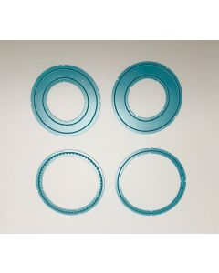 Flip Flap Circle Die Set