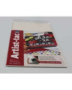 """Artist-tac large sheets 11"""" x 17"""""""