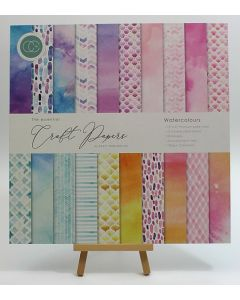 Watercolour Paper Pads by Craft Consortium