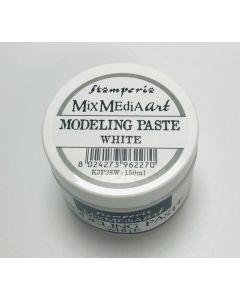 Stamperia MixMediaArt White Modeling Paste
