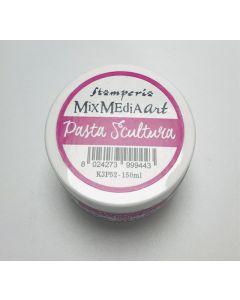 Stamperia MixMediaArt Pasta Scultura Modeling Paste