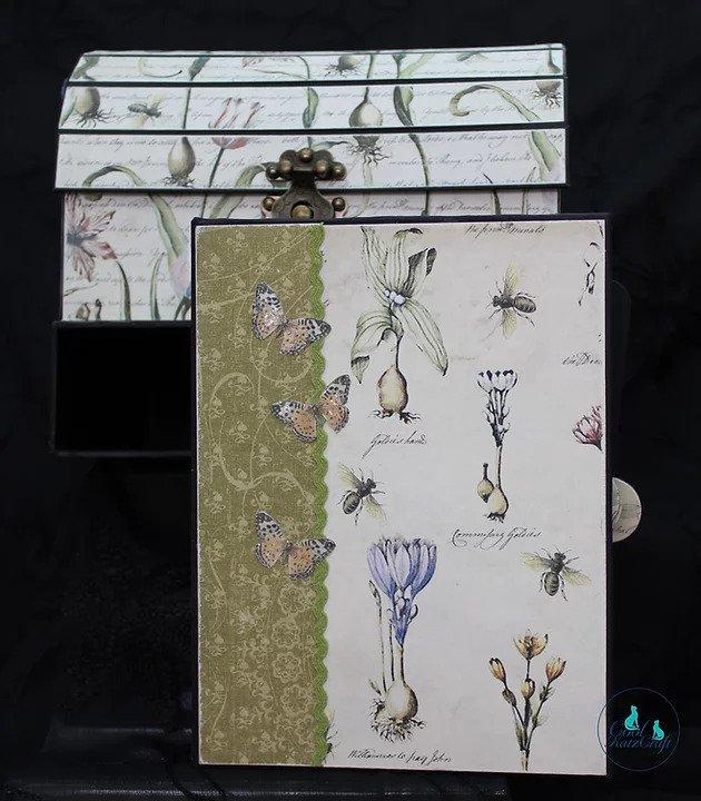 An Enchanting Roll-top box